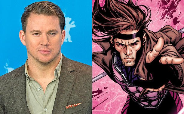 Channing Tatum's @Marvel movie is eyeing a spring 2017 production start: