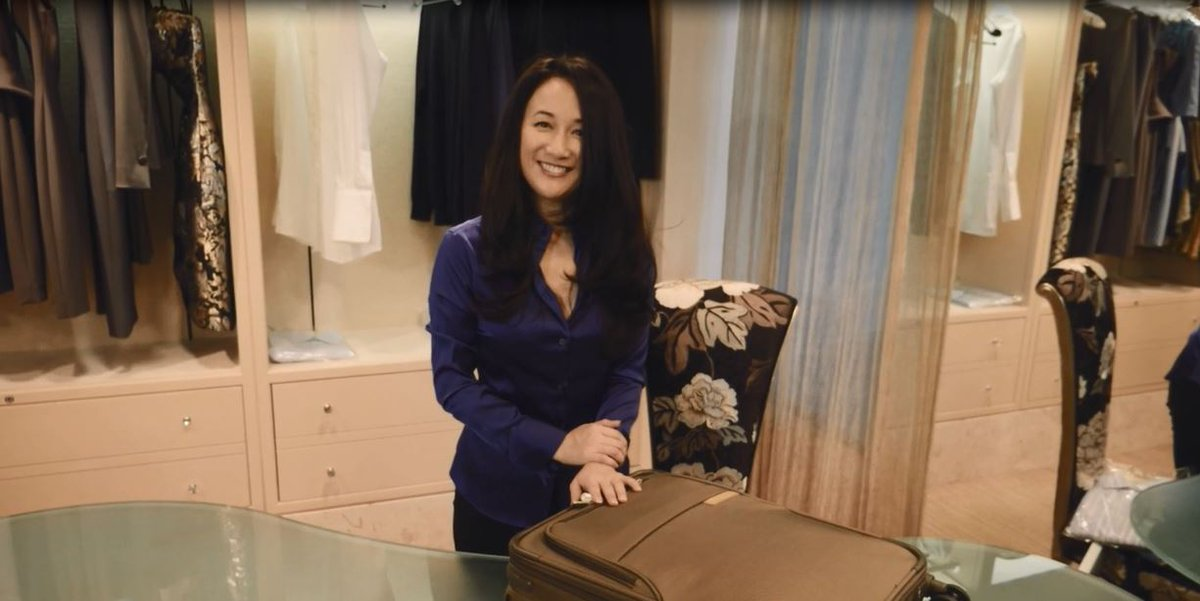 No need to iron your dress shirts & pants with these tips from Designer @LulyYangCouture: