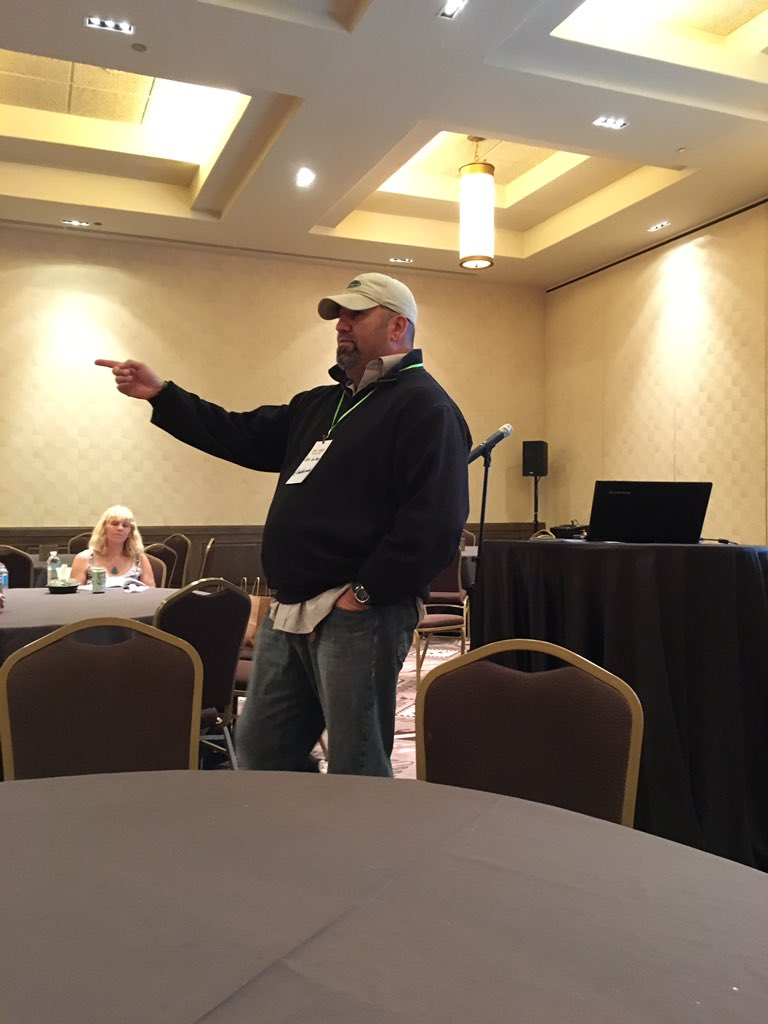 """""""Do not be interested in just being good at what you do. Go in and be the best."""" @DaddyNewbie #typeacon https://t.co/3SZ92Y1YcK"""
