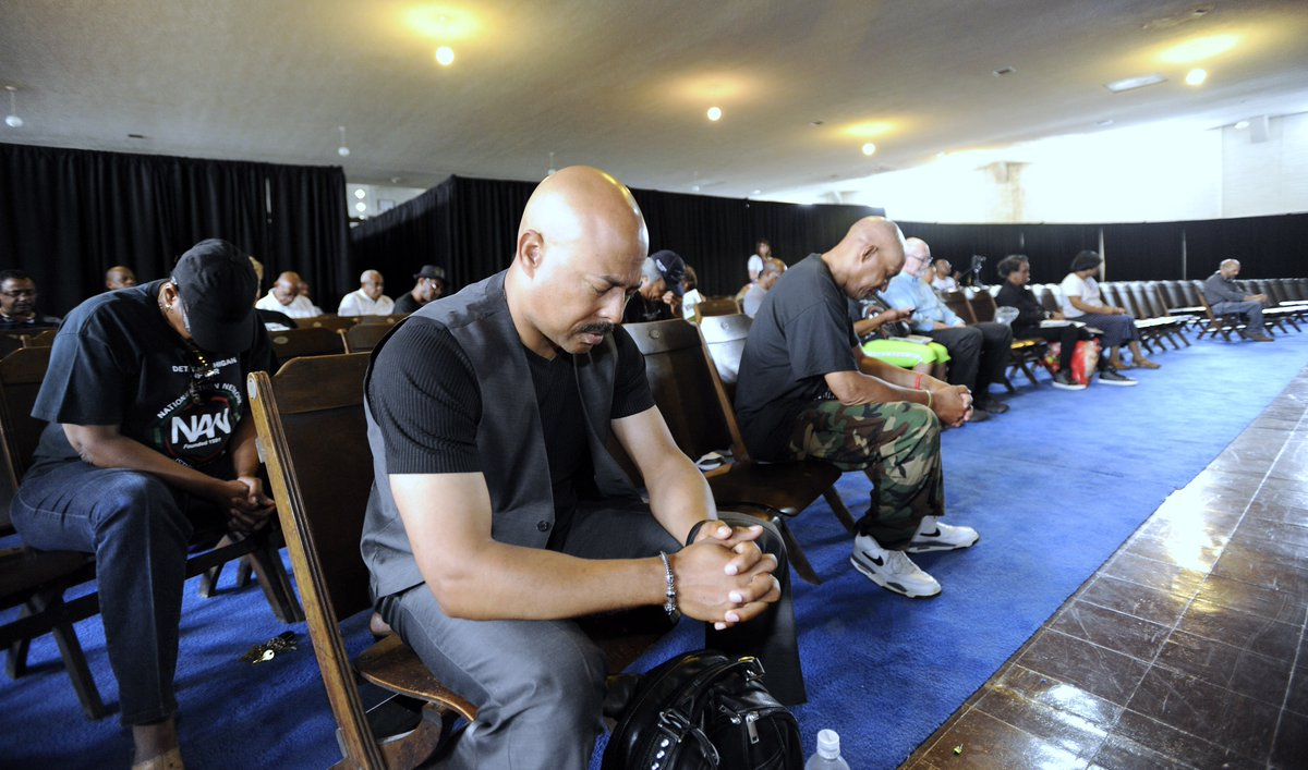 Detroiters reflect on week, city's police relations