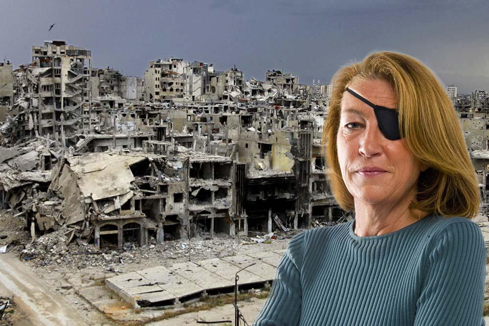 It has taken #MarieColvin's family years to make Assad face justice for her killing https://t.co/Bhn4bVwpLe https://t.co/HFTFXntE5u
