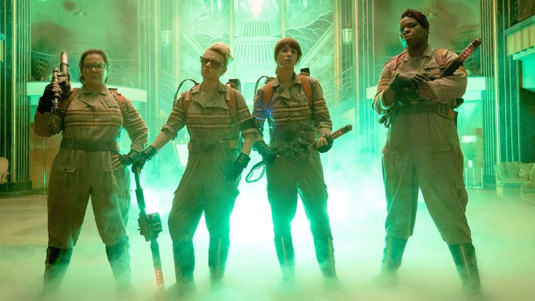 Ghostbusters Live Blog: Hollywood Reporter Goes Inside the Los Angeles Premiere