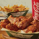 LIT FOOD #4 THEY SPRINKLE CRACK ON THEY FRIES I SWEAR IM ADDICTED WINGSTOP🐐🔥 https://t.co/77EHL6Ov96
