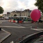 Quand une startup de Nantes veut faire le buzz, elle met la ville en rose ! Bravo @ShopopopFR #mavilleenrose https://t.co/m0eG7dAWvp