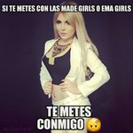 Si Te Metes Con Las Made Girls  O Ema Girls  Te Metes Conmigo 😡 @madeeleynA https://t.co/ChwVhCQgOa