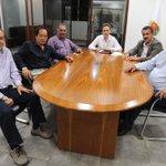 Reunión de trabajo con mis amigos diputados Julián Nazar, Germán Escobar, Exaltación González y Miguel Alva. https://t.co/8gCQoAG7mv
