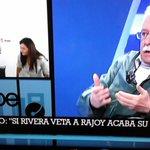 """Leguina : """"Si SÁNCHEZ provoca nuevas Elecciones, el PP saca 300 escaños. ¡¡ YO SERÉ EL PRIMERO EN VOTAR A RAJOY !!. https://t.co/UJJrGlVR4r"""