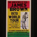 #JamesBrown autographed Concert Poster $429 #Collectible https://t.co/kGPaxqUqvf #NewYork #WashingtonDC #MusicMonday https://t.co/mF1wmHoiF6