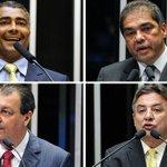 """Pericia prova que Dilma não pedalou, mesmo assim insistem no GOLPE... @requiaopmdb: """"Temer quer comprar o Senado!"""" https://t.co/SBVX5rw5cE"""