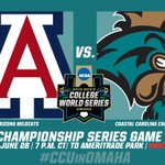 Not done yet.  Chants/Cats run it back tomorrow at 7CT/8ET on @espn https://t.co/UeiK3I0uBr