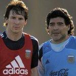 """Messi ¡tiene que seguir!"", Maradona. https://t.co/ChofMOKWPF https://t.co/qVj9akNkNO"