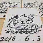 \祝!メジャーデビュー/ #96猫 サイン入り色紙を3名様にプレゼント☆★ https://t.co/oLGA6lS4K4 @livedoornewsをフォロー&このツイートをRTするだけで応募完了です! https://t.co/Oyf6Oy4Asn