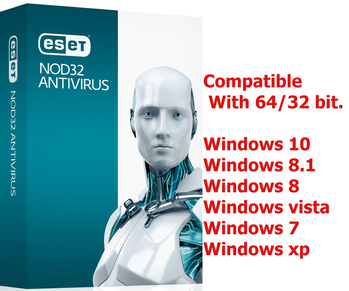 Пробная версия антивирус eset nod 32 8 фотография