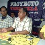 Proyecto Venezuela: #Guayana ganó otra batalla de #San Félix con la validación de firmas. https://t.co/wWv1SD959o. https://t.co/dT7DiZpSfs