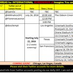 57 BS in the PHILIPPINES 13 Areas OVERSEAS w/ IYAM Screenings  * as of June 28 16 * 12 SOLD OUT  #ALDUBIYAMin15Days https://t.co/T2vMqZcRMv