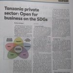 Reading @ALVARO_UNTZ writing on #SDGs and Private Sector now. #TheGuardian. Is worth reading indeed https://t.co/8RZ2ZYrPFb