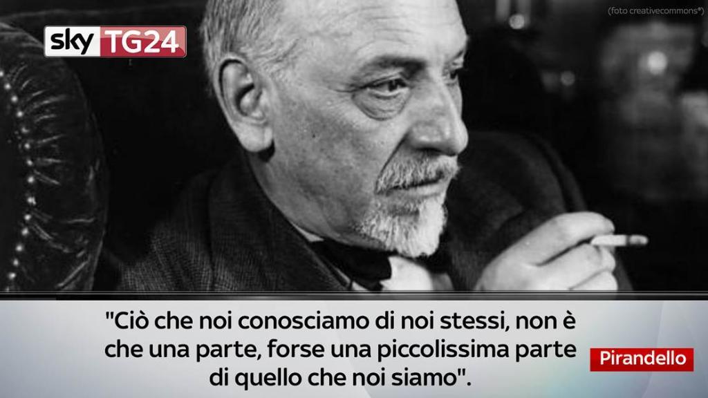 Perché, in fondo, siamo tutti uno, nessuno e centomila. Nasceva oggi Luigi Pirandello. https://t.co/35zC0VJSRp