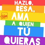 Feliz día internacional del Orgullo LGTB! #LoveisLove https://t.co/fdvkF8cJCF