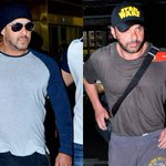 Spotted: @BeingSalmanKhan with brother #SohailKhan and nephew at #Mumbai airport. #Photos: https://t.co/hXl9VKibKP https://t.co/vtBShtnMg7