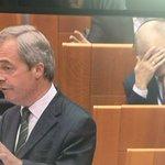 Nigel Farages speech has caused uproar in the European Parliament https://t.co/EyPBFFGfXI https://t.co/SB1PcRmUhq