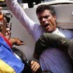 ¡LEOPOLDO ALZA SU VOZ EN RAMO VERDE! El CNE debe respetar la voluntad del pueblo -► https://t.co/3Kvs4jQ72q https://t.co/pANKr41SM5
