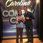 Live with @CMMAGIC at Carolina Comedy Club. Giving away tickets next! @wpdeabc15 https://t.co/Pn2gjejTMg