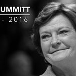 BREAKING: Pat Summitt, legendary womens basketball coach, has died at the age of 64: https://t.co/X4BW2cM7Lm https://t.co/fWgDDLZafH