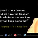 PM @narendramodi on protecting India's interests while dealing with #Pakistan From PMs interview to @TimesNow https://t.co/7oX6q5Ifpq
