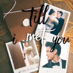 Before I Met You, I was me. But not the Me I knew I could be.. #TilliMetYouJaDine https://t.co/4ufvNJgAdZ