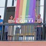 Orgulloso de nuestras libertades y derechos,dispuesto a luchar por ellos. #LoveIsLove #StopHomofobia #LGTBI https://t.co/mXUI4zoDQW