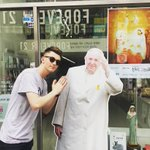Hanging with my boy Francis here in Korea 🙏🏼🙏🏼🙏🏼 https://t.co/0dIxC2wkYR
