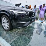 China keeps trying to prove its glass bridge is safe, so it drove a two tonne SUV over it https://t.co/RvgdyMdBjf https://t.co/E8hL3qANaC