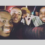 """Drake this morning with some fans on the set of """"One Dance"""" in South Africa. https://t.co/p2c8i05ePf"""