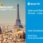 2 days to go - #VivaTech Paris starting 30 June! #Entarch #Digital #Innovation https://t.co/9rEksrqqgI