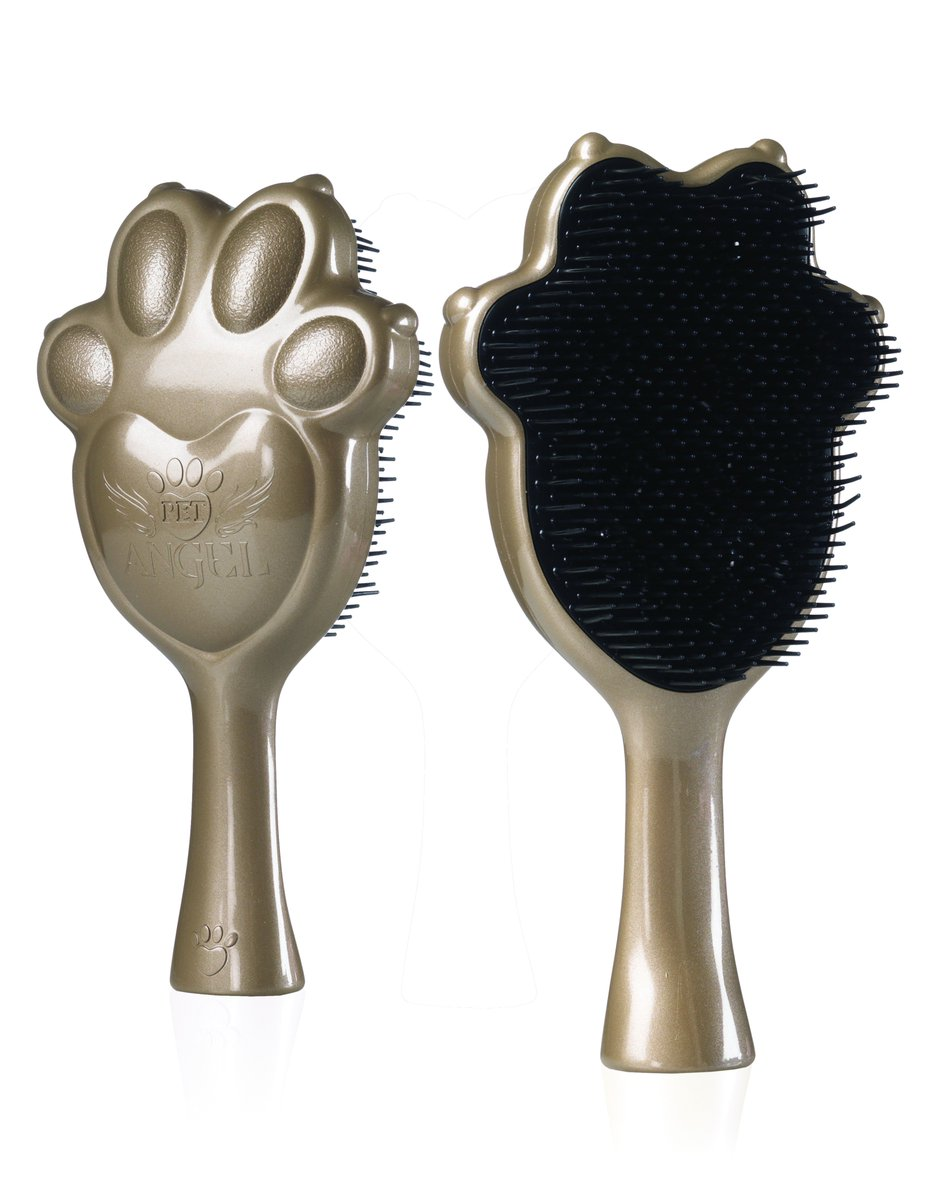 Competition: RT this for a chance to #win one of two Pet Angel brushes! Ends 12pm June 29. Good luck! @TangleAngel https://t.co/XSkMnGdDF4