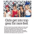 Hats off to all those that attended the launch of @Galway_Races last night - mentioned in the @IrishMirror today https://t.co/QvviCwERdL