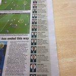 La note des joueurs anglais dans The Times... #ENG https://t.co/VeHp0wpxmi