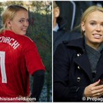 Good luck to #LFC fan @CaroWozniacki who begins her Wimbledon campaign this afternoon. https://t.co/hc5KyDp645 by @thisisanfield