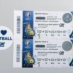 3 places pour #Wal #Bel à gagner ! ⚽️  Pour jouer : - Suis @tousuncotefoot - RT  #CôtéFoot #EURO2016 cc @ca_ndf https://t.co/c8n5SFZLQI