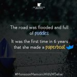 Got a Monsoon story like ours? Share it, get featured on our Facebook page & win the #MonsoonMemoirsWithJWSahar https://t.co/1m73DhFed2