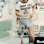 Terry Fox died 35 yrs ago today. Canadas most BAMF! A true hero. Our ep on Osteosarcoma https://t.co/OvvatlAbrs https://t.co/F7XGzelmau