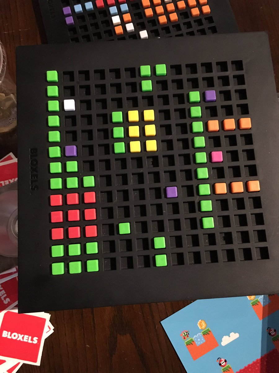 Can't wait to start using @bloxelsbuilder #bloxelsedu #ISTE2016 RT to win a 5-pack for your class! https://t.co/eAnddMCSED