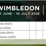 Aquí los rivales del salvadoreño @CheloArevaloATP y del VEN Maytín en 1a ronda de dobles en @Wimbledon https://t.co/rG0lwSnjQT