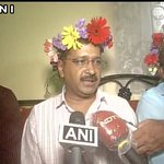 .@ArvindKejriwal is this an Ad for Ghazipur Phool Mandi to withdraw extortion complaint against Manish Sisodia? https://t.co/haIGpL0nl2