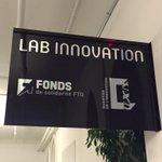 Lancement aujourdhui du Lab Innovation @FondsFTQ /@QIMontreal https://t.co/LICZIL79cc