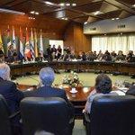 Bolivia espera 'decisión final' sobre trabas chilenas al comercio en reunión de la @ALADI_SG https://t.co/2KaxnT1tS4 https://t.co/FvvXlDuKCQ
