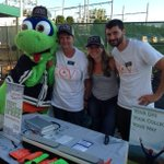 Champ came to visit the CCV table at last nights @VTLakeMonsters game! #btv #summer https://t.co/0PPl08o9to