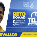 @panchocevallosv Presidente @BarcelonaSCweb  Te unes al reto? Porque con tu ayuda, #MantaSeLevanta @Municipio_Manta https://t.co/9k620AsmSq