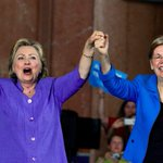 Who knew Elizabeth Warren was such an Israel Hawk? (And on Hillary Clinton's VP Shortlist) https://t.co/IViS4OhOQz https://t.co/92CTy4m2CI