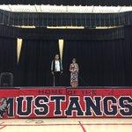 Talent show @MountRoyalPS https://t.co/D4WDKJxCcj